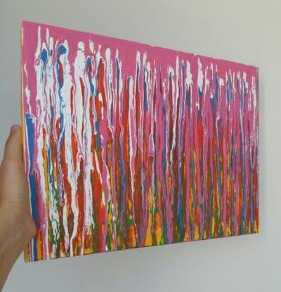 Картина «Краски лета» 3