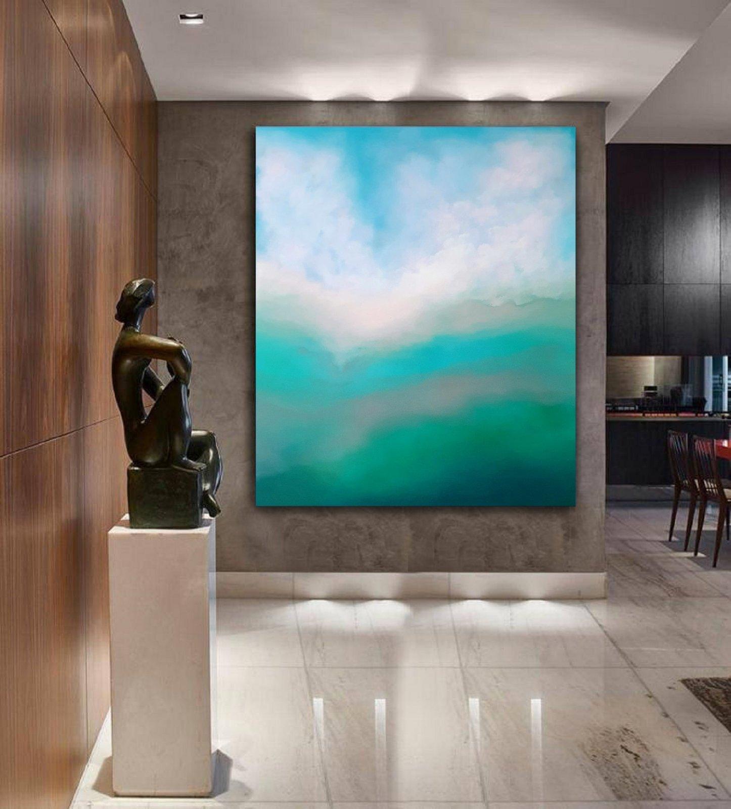 Аспекты выбора абстрактных картин
