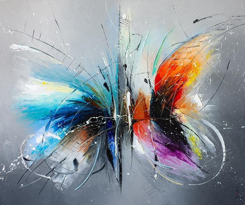 Абстрактное искусство сложно понять, но легко полюбить