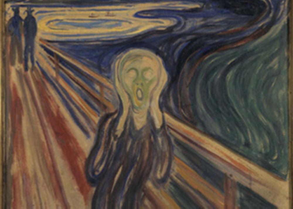 Выставка самой дорогой картины в мире