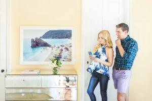 5 трендов в оформлении интерьера картинами