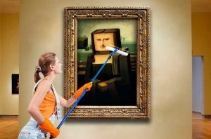 Основные условия хранения и ухода за картинами
