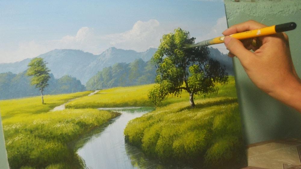 Подсказки природы в художественных картинах