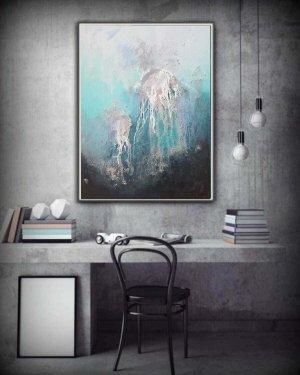 Картины в офисе - отражение корпоративного духа компании