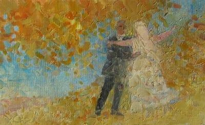 Картина «Свадебный вальс»
