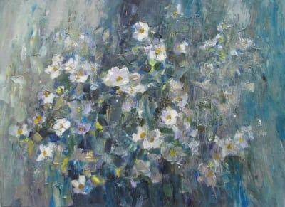 Картина «Цветение жасмина»