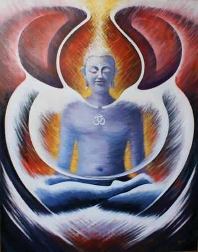 Картина «Будда»