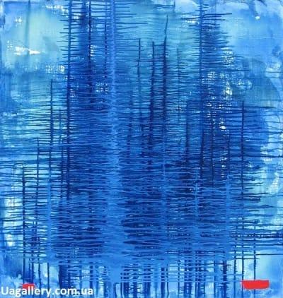 Абстрактная картина «Астрал Вояж»