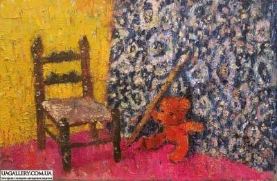 Картина «Мишка Ван Гога №1 »