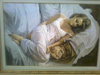Картина «Сон» (копия)