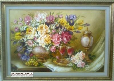 Картина «Натюрморт в голландском стиле»