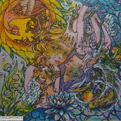 Картина «День и ночь»