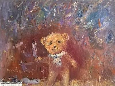 Картина «Мишка Шекспир»