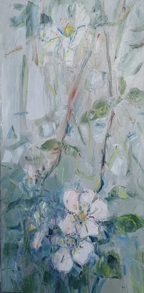 Картина «Цветение вишни»
