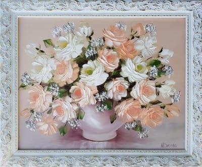 Картина «Нежные розы» 2