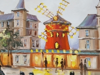 Картина « Этот красочный Париж »