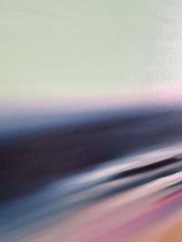 Картина маслом абстракция «Глубоко внутри» купить современную живопись Украина