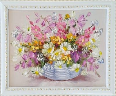 Картина «Полевые цветы» 2
