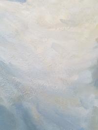 Картина маслом морской пейзаж «Морское путешествие» - картины для современных интерьеров Украина