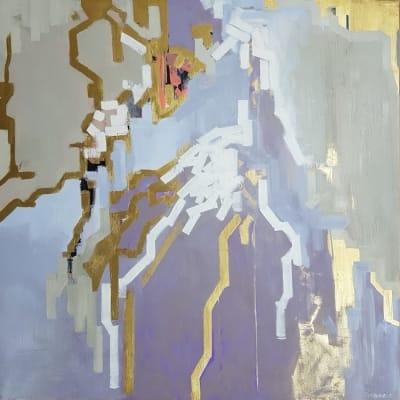 Картина маслом «Чистое напоминание» купить живопись для современных интерьеров Украина