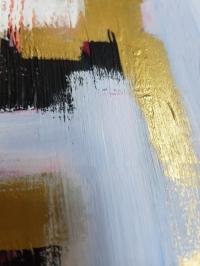 Абстрактная картина «Чистое напоминание» купить живопись для современных интерьеров