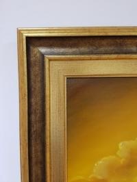 Картина морской пейзаж маслом  «Морской пейзаж» купить картину Киев