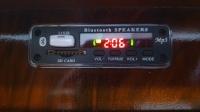 Ретро радиоприемник ламповый «Ретро радио ДРУЖБА-1957» отреставрированный купить