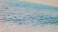 Картина маслом море пейзаж «Солнечное сияние» купить современную живопись Украина