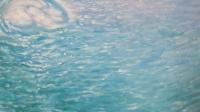 Картина маслом море пейзаж «Вперед» купить современную живопись Украина