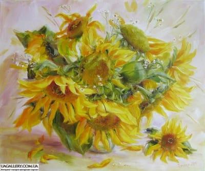Картина «Солнечный»