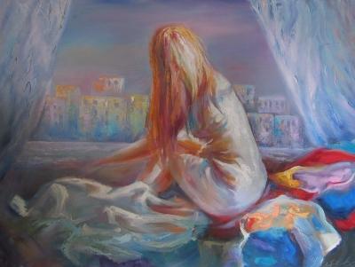 Картина «Сладкие мечты» по мотивам