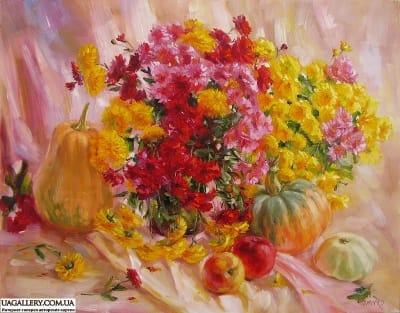 Картина «Осенняя симфония»