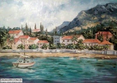 Картина «Средиземноморье»