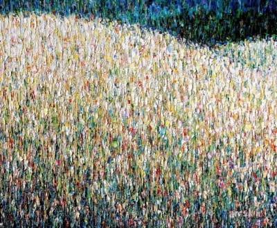 Картина «Запах горных цветов»
