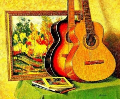 Картина «Две мелодии»