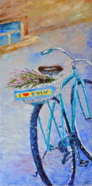 Картина «I love Kyiv»