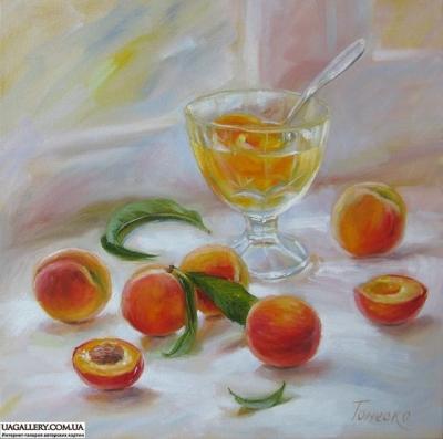 Картина «Персиковое варенье»
