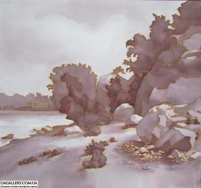 Картина «Когда-то на Днепре»