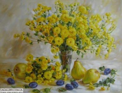 Картина «Осеннее золото»