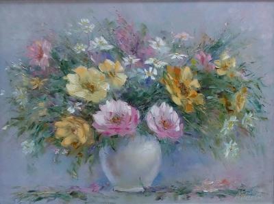 Картина «Пробуждение цветов»