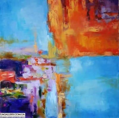 Картина «Феерия цвета»