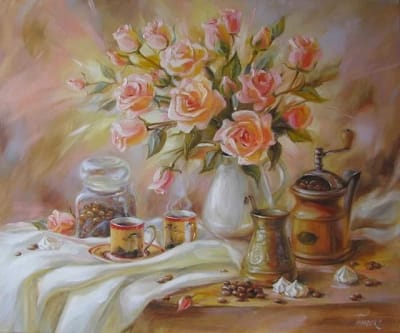 Картина «Кофейный аромат»