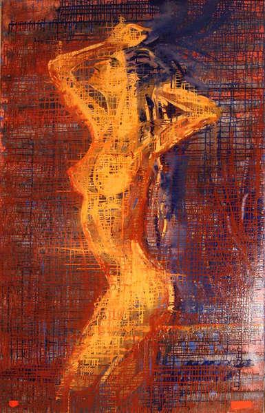 Картина «Открывая мысли»