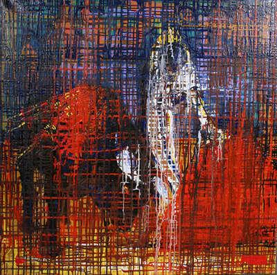 Картина «Тореро»