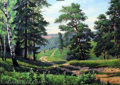 Картина «Лес»
