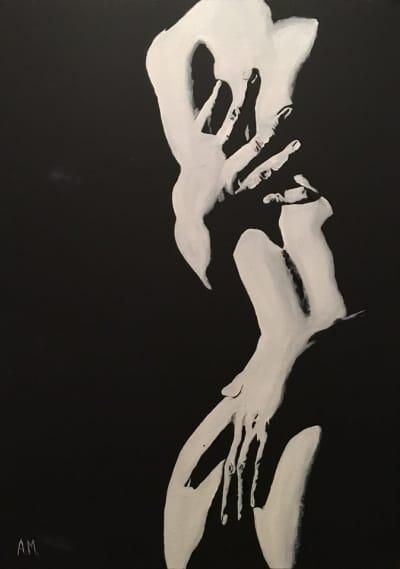 Картина «Прикосновение»