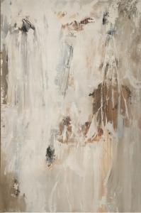 Картина абстракция «Нейтральное настроение» (четвертая из сета) купить живопись для современных интерьеров Украина Киев