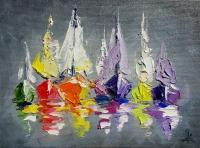 Картина «Тихая гавань»