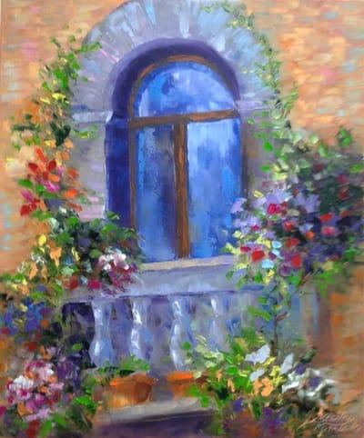 Картина «Балкон»