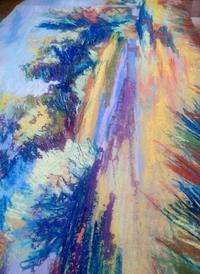 Картина «Дуновение ветра»